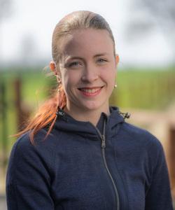 Katja Schneider Team Hengste Rohmann ©Reckimedia